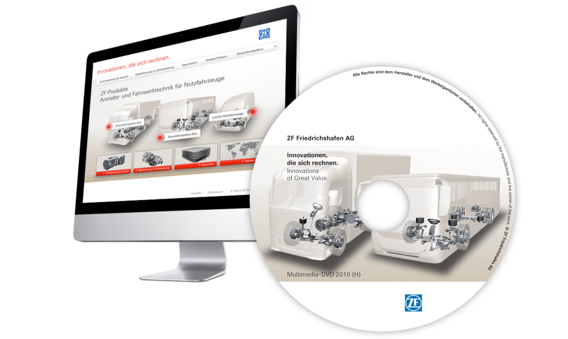 ZF Product Communication