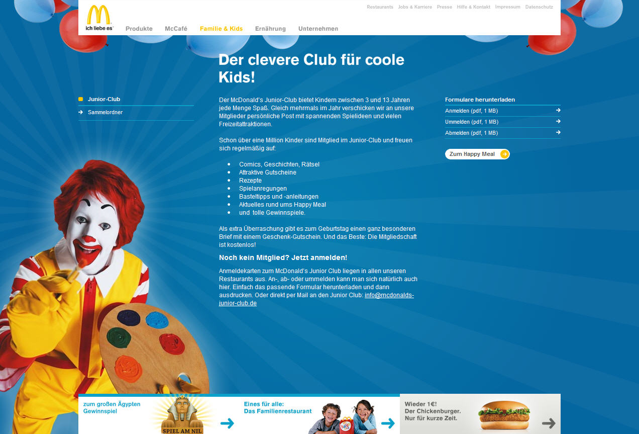 textbyte_Mcdonalds_Juniorclub